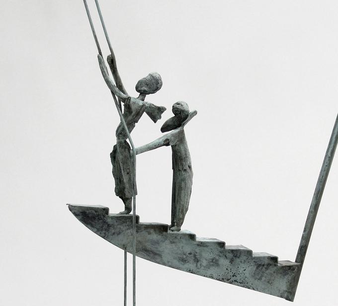 Ascension (détail)